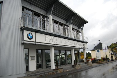 BMW M testcenter Nürburg